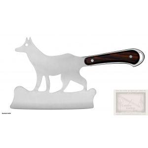 couteau Claude Dozorme, couperet loup 1902 en vallernia
