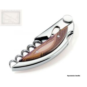 sommelier Claude Dozorme,couteau sommelier marqueterie 2