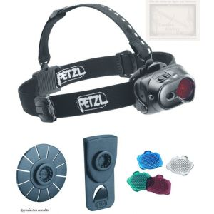 lampe frontale,petzl,a leds,