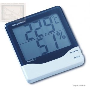 thermometre hygrometre a vin, digital