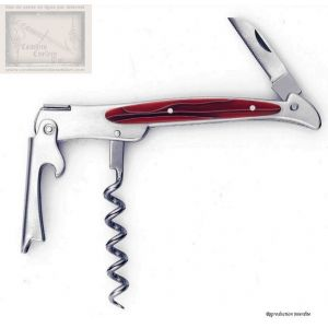 couteau sommelier, G.David ,modele rouge fantaisie