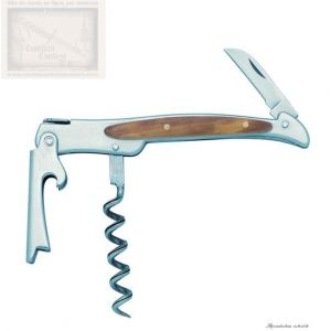 couteau sommelier, G.David ,modele plaquette olivier