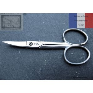 Ciseaux ongles courbe percy 10 cm de Nogent