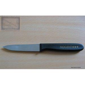 Lot 12 couteaux office Nogent 3 étoiles,classic, lame lisse 9cm
