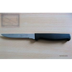 Lot 12 couteaux classic super steak, lame crantee 11cm