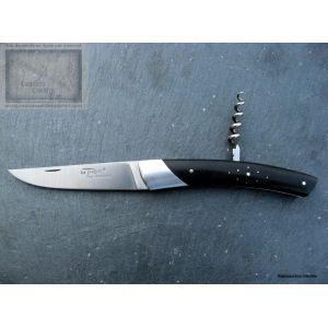 Couteau Chambriard le Thiers grand cru lame inox ebene piquete