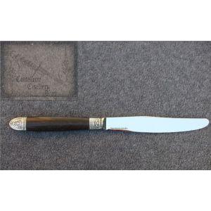 couteau de table, couteau modéle Empire 3 manche avec garniture
