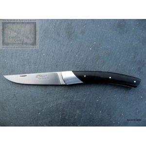 Couteau Chambriard compagnon en ébène