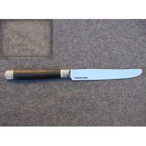 couteau de table,couteau  modéle Empire 1 manche avec garniture