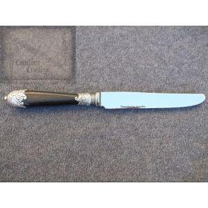 couteau de table,couteau modéle Anglais 3 manche baguette avec garniture
