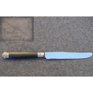couteau de table, couteau modéle Empire 4 manche avec garniture