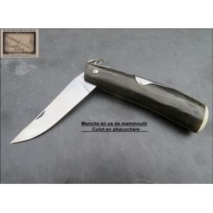 Chasseur Mongin 14 cm Os De Mammouth