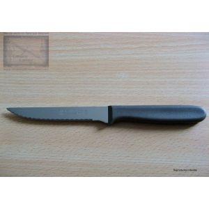 Couteau steak Nogent, manche taupe lame 11cm crantée
