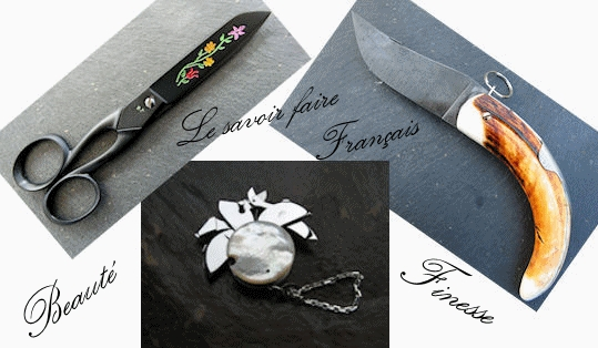 -------------------------COUTELLERIE FRANCAISE--------------------------
